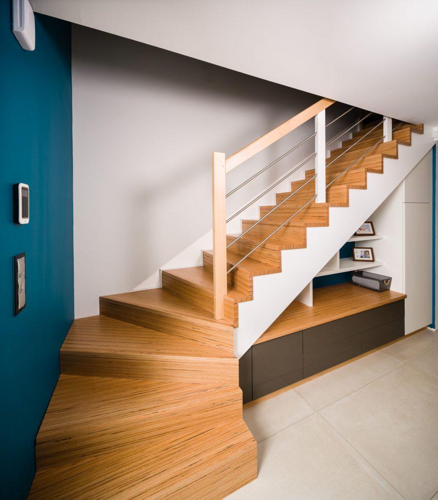 Menuiserie Jean-Paul Maire Escaliers Modernes -